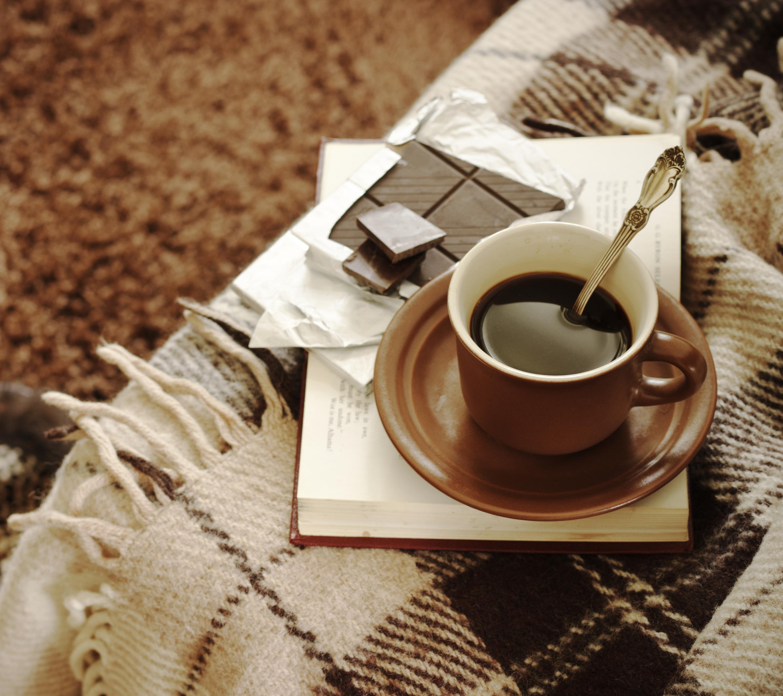 обои на рабочий стол тепло уют горячий чай № 246990  скачать