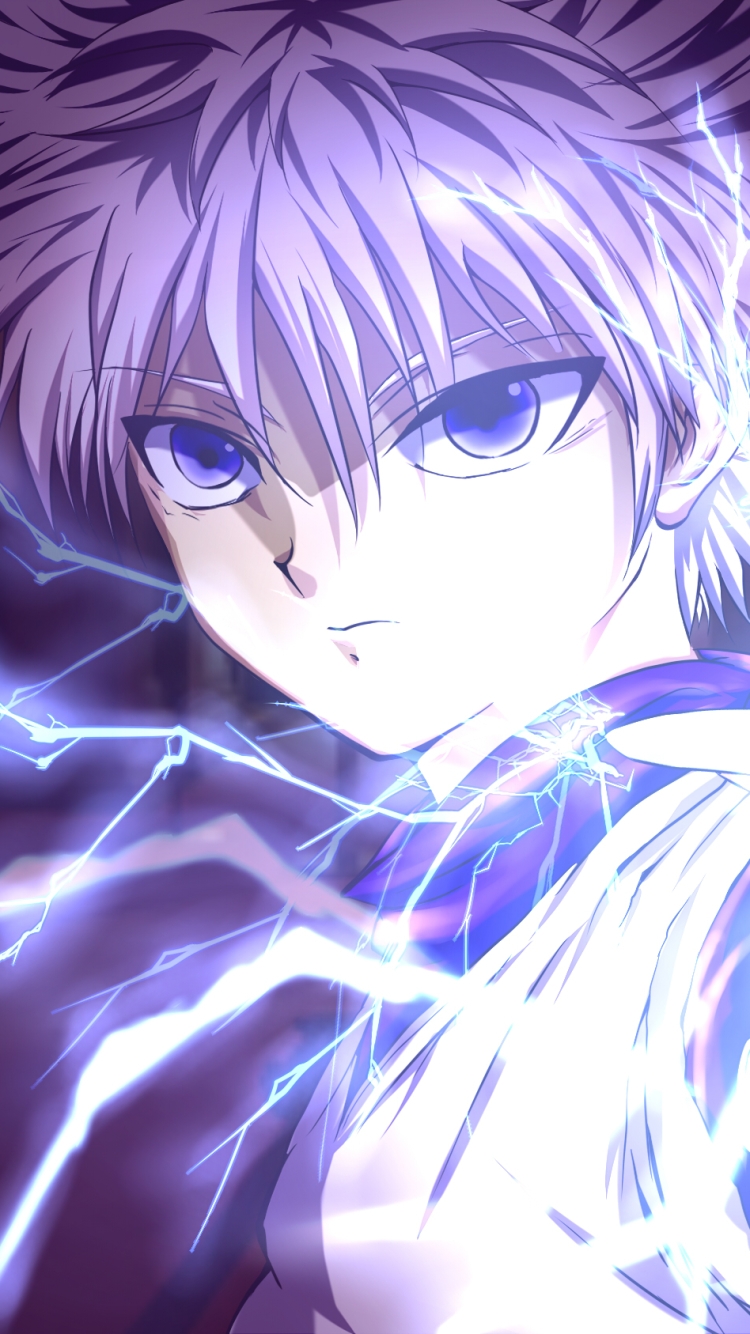 Animehunter X Hunter 750x1334 Wallpaper Id 66222