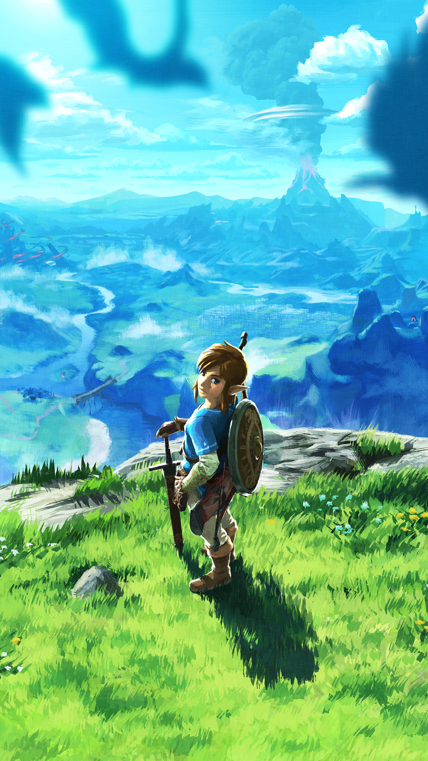 Legend Of Zelda Game iPhone s Wallpapers HD
