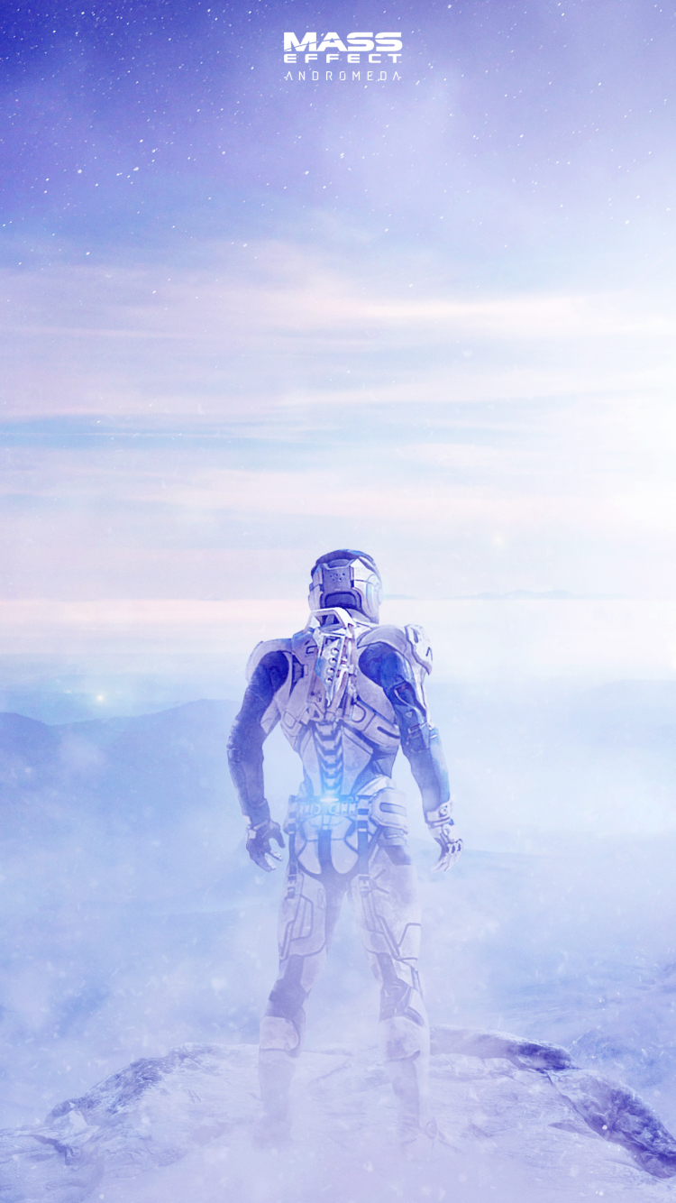 Mass Effect Iphone Wallpaper Wallpapers Collection