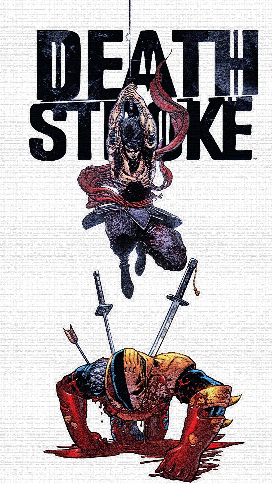Comics Deathstroke 1080x1920 Wallpaper Id 664903 Mobile Abyss