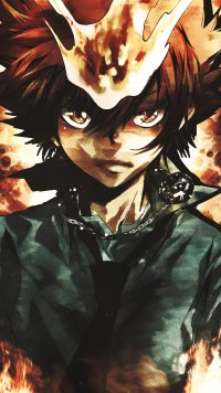 8 Katekyō Hitman Reborn Apple Iphone 8 Plus 1080x1920 Wallpapers Mobile Abyss