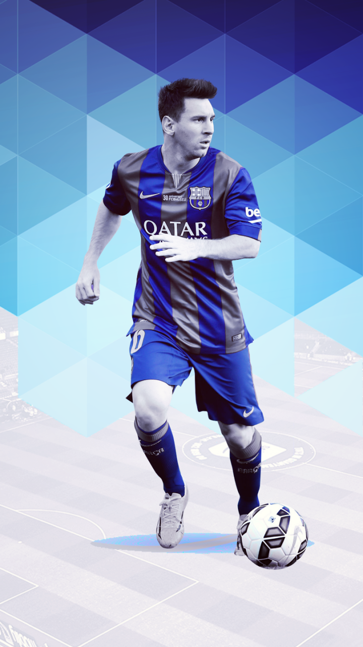 sports/lionel messi (720x1280) wallpaper id: 665448 - mobile abyss