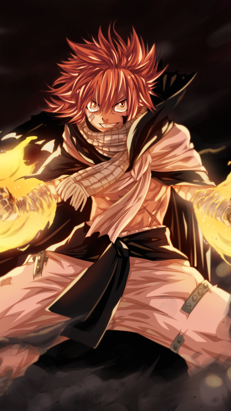 Anime Fairy Tail 750x1334 Wallpaper Id 668161 Mobile Abyss