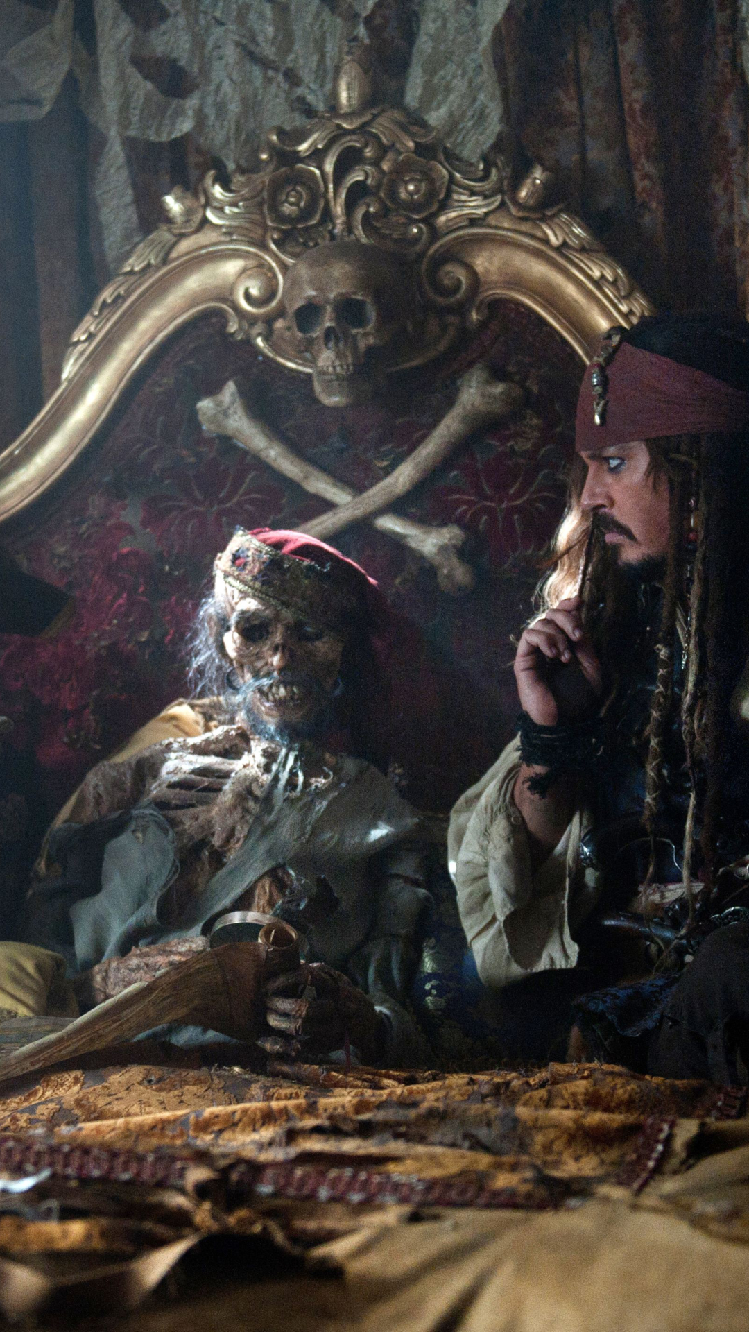 Moviepirates Of The Caribbean On Stranger Tides 1080x1920