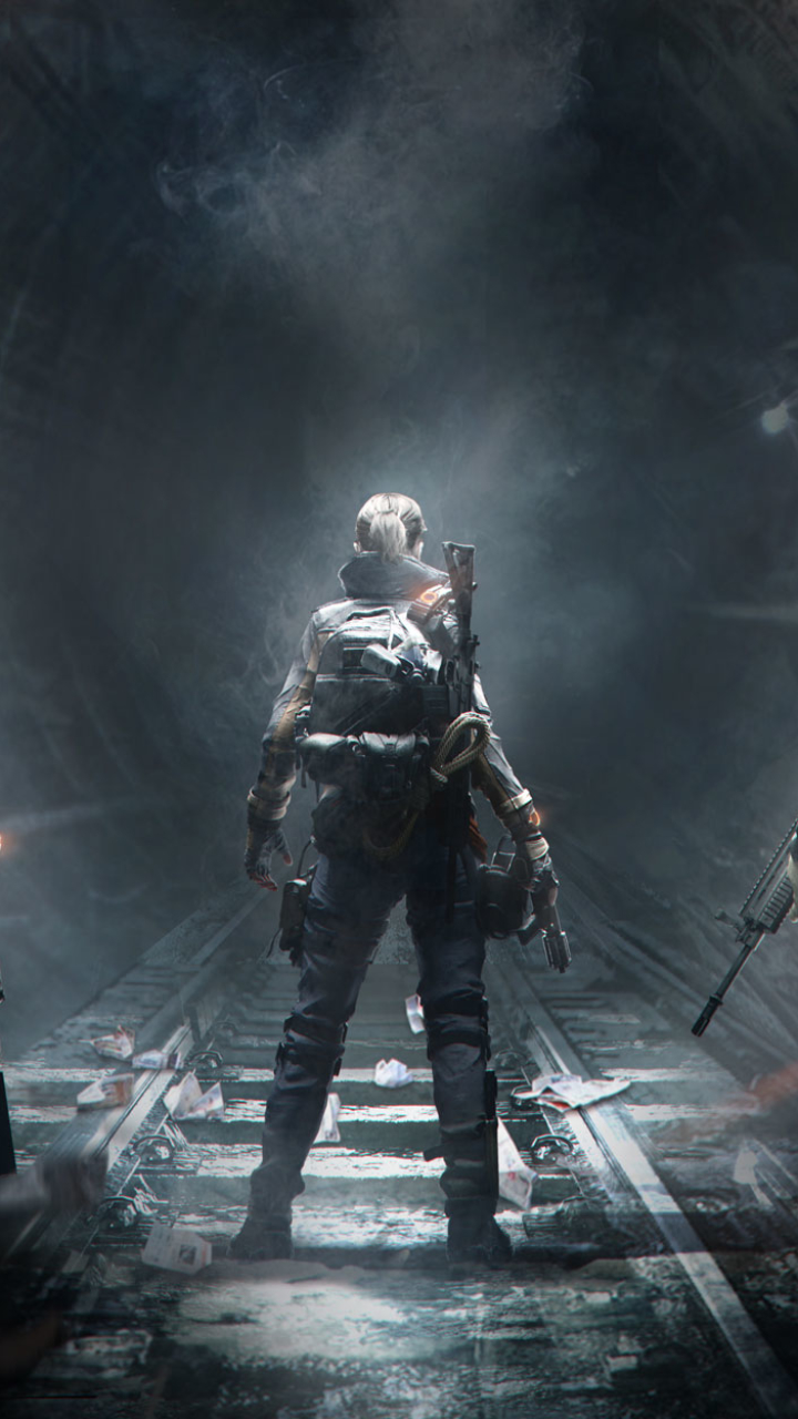 Video Game Tom Clancy S The Division 720x1280 Wallpaper Id