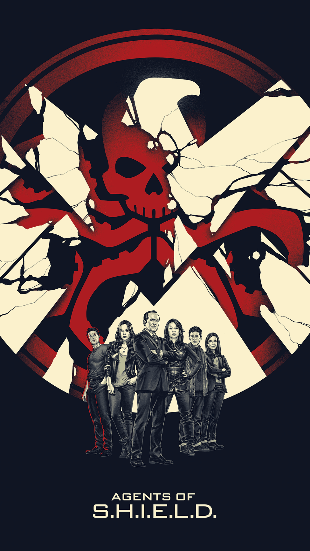 tv show/marvel's agents of s.h.i.e.l.d. (1080x1920) wallpaper id