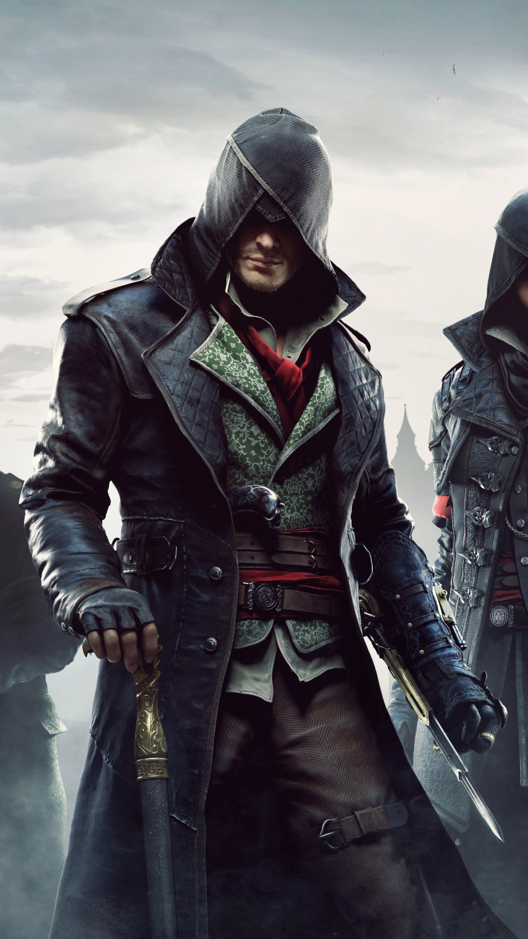 Video Game Assassin S Creed Syndicate 1080x1920 Wallpaper Id