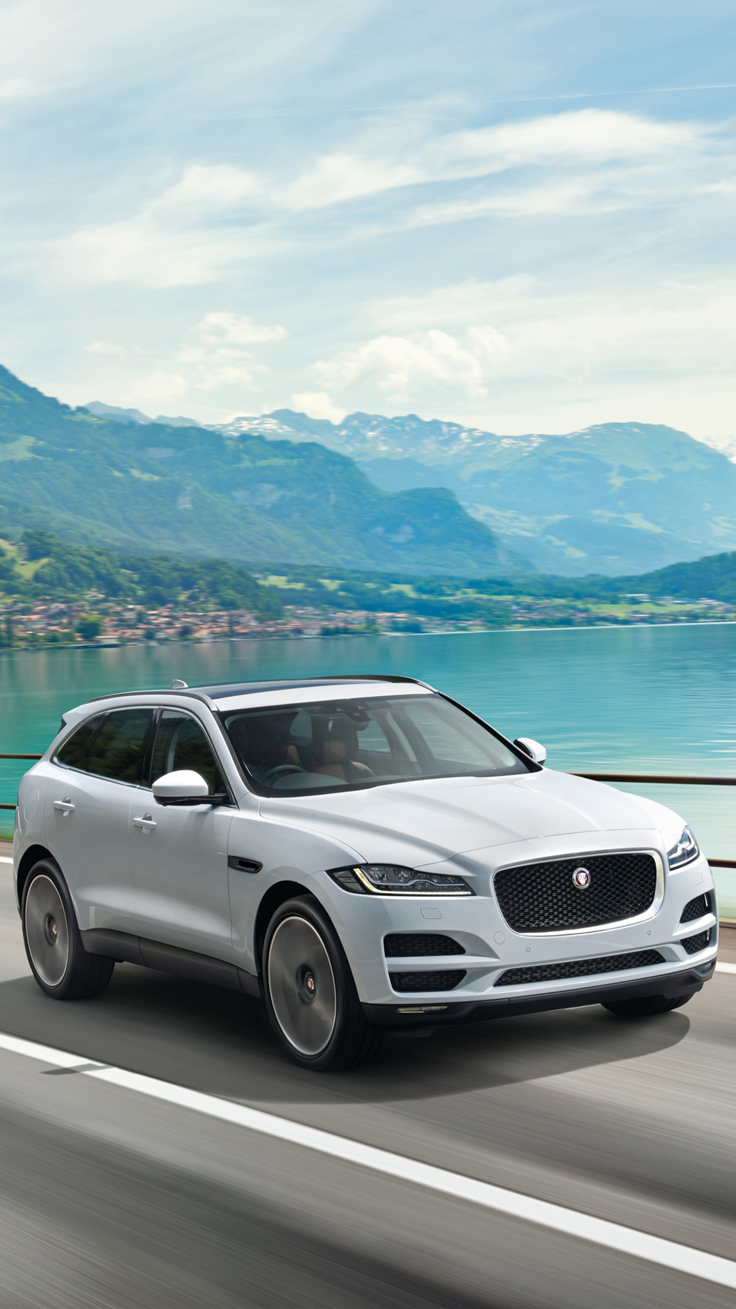 Vehicles Jaguar F Pace 1440x2560 Wallpaper Id 670772 Mobile Abyss