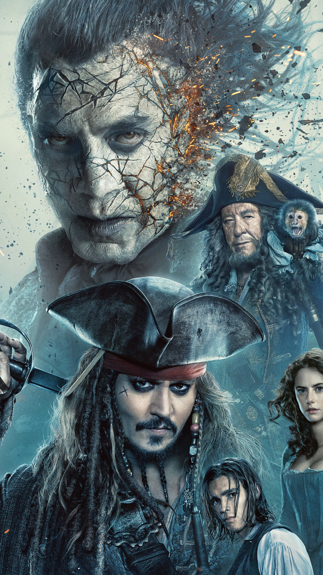 107 Pirates Of The Caribbean Apple Iphone 6 750x1334 Wallpapers