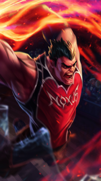 29 Darius League Of Legends Mobile Wallpapers Mobile Abyss