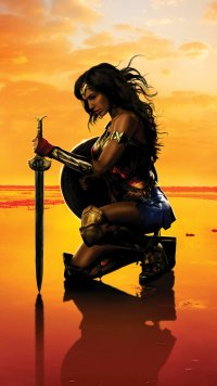126 Wonder Woman Apple IPhone 6 750x1334 Wallpapers