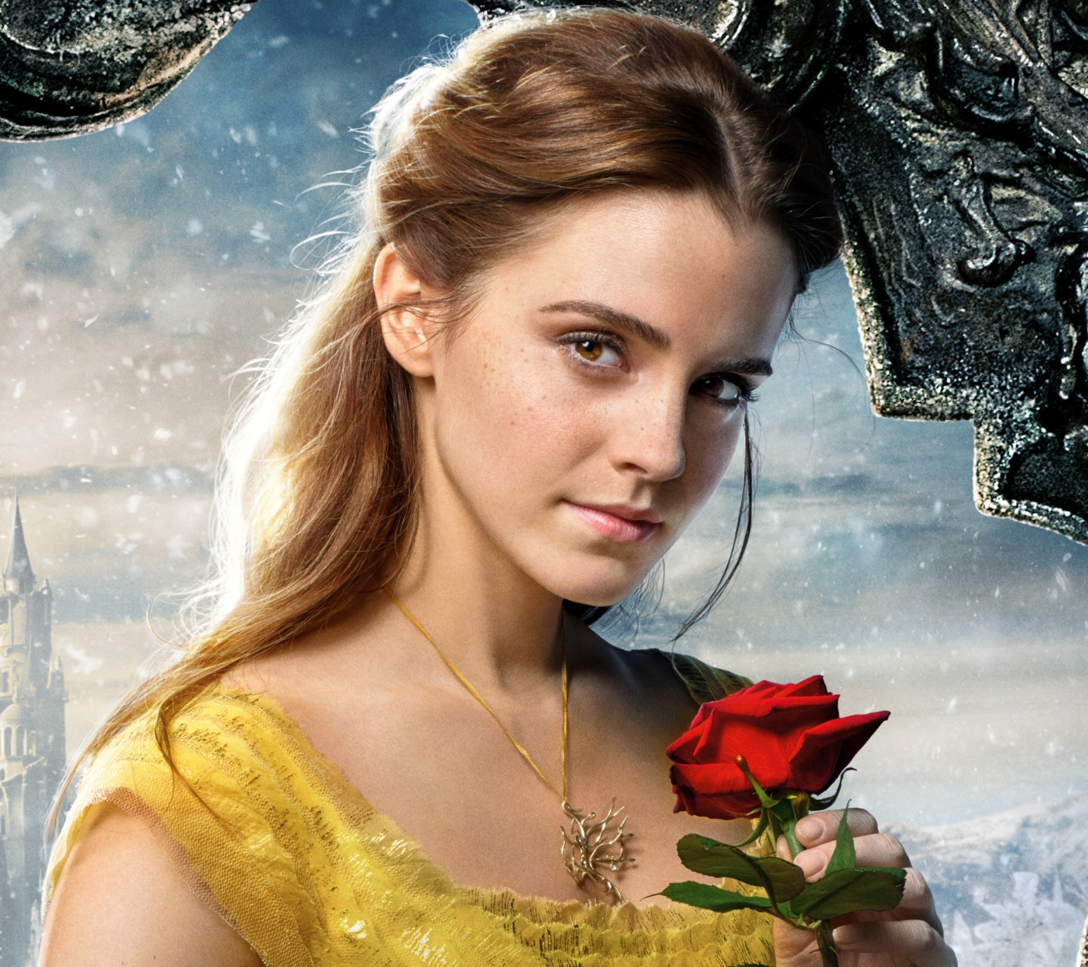 Movie Beauty And The Beast 2017 2160x1920 Wallpaper Id 672112
