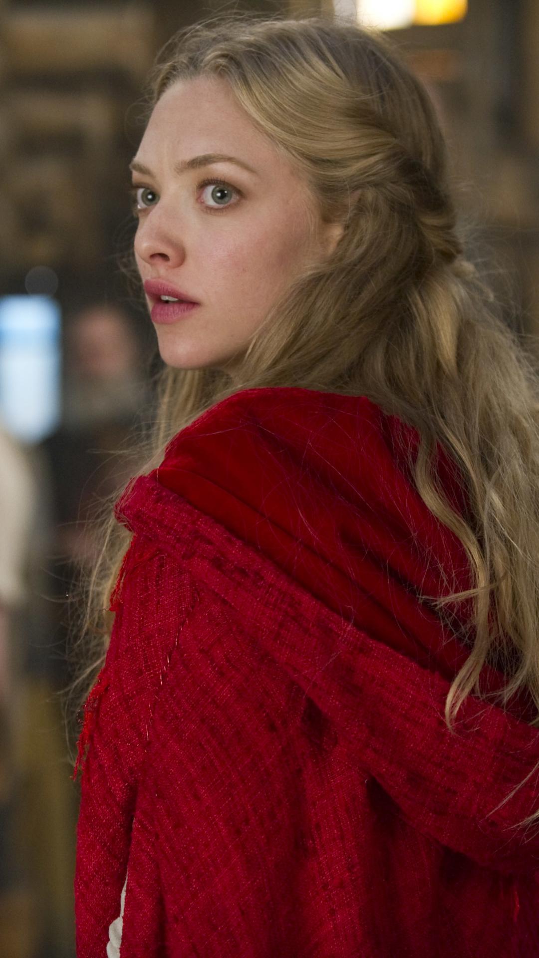 iPhone 7 Plus - Movie/Red Riding Hood - Wallpaper ID: 672306 Amanda Seyfried Website