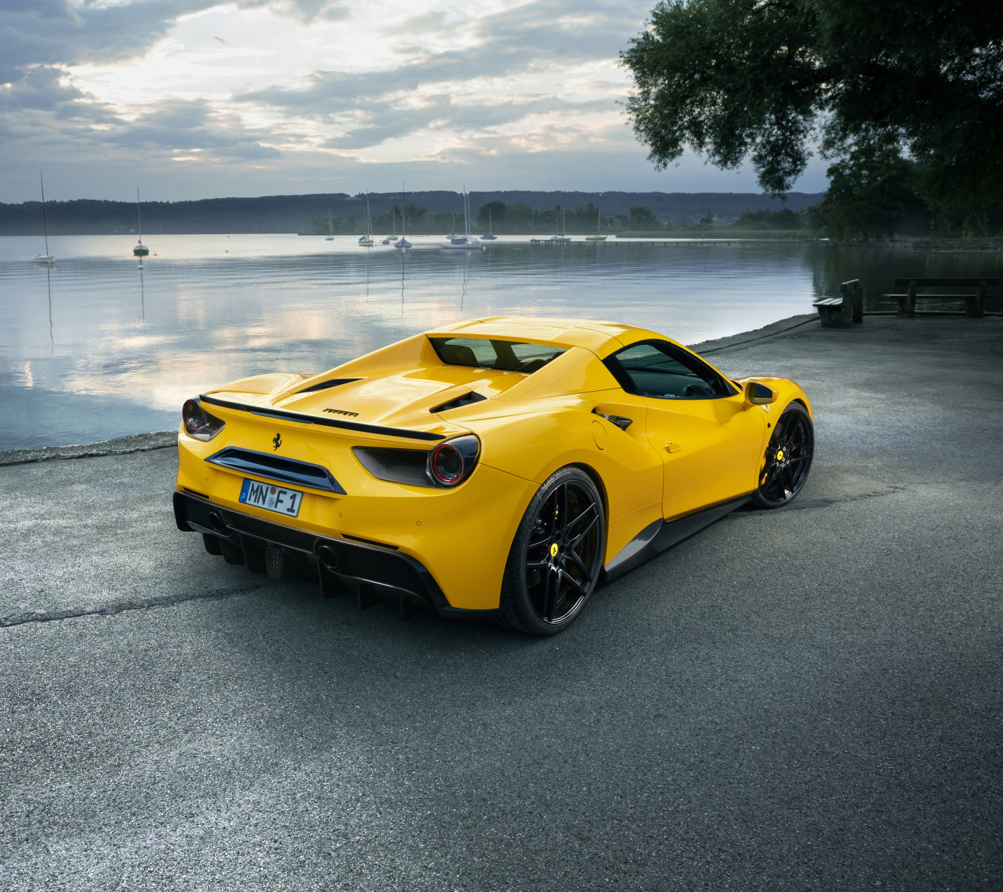 Vehiclesferrari 488 spider 1440x1280 wallpaper id 673746 vehicles ferrari 488 spider 1440x1280 mobile wallpaper voltagebd Image collections