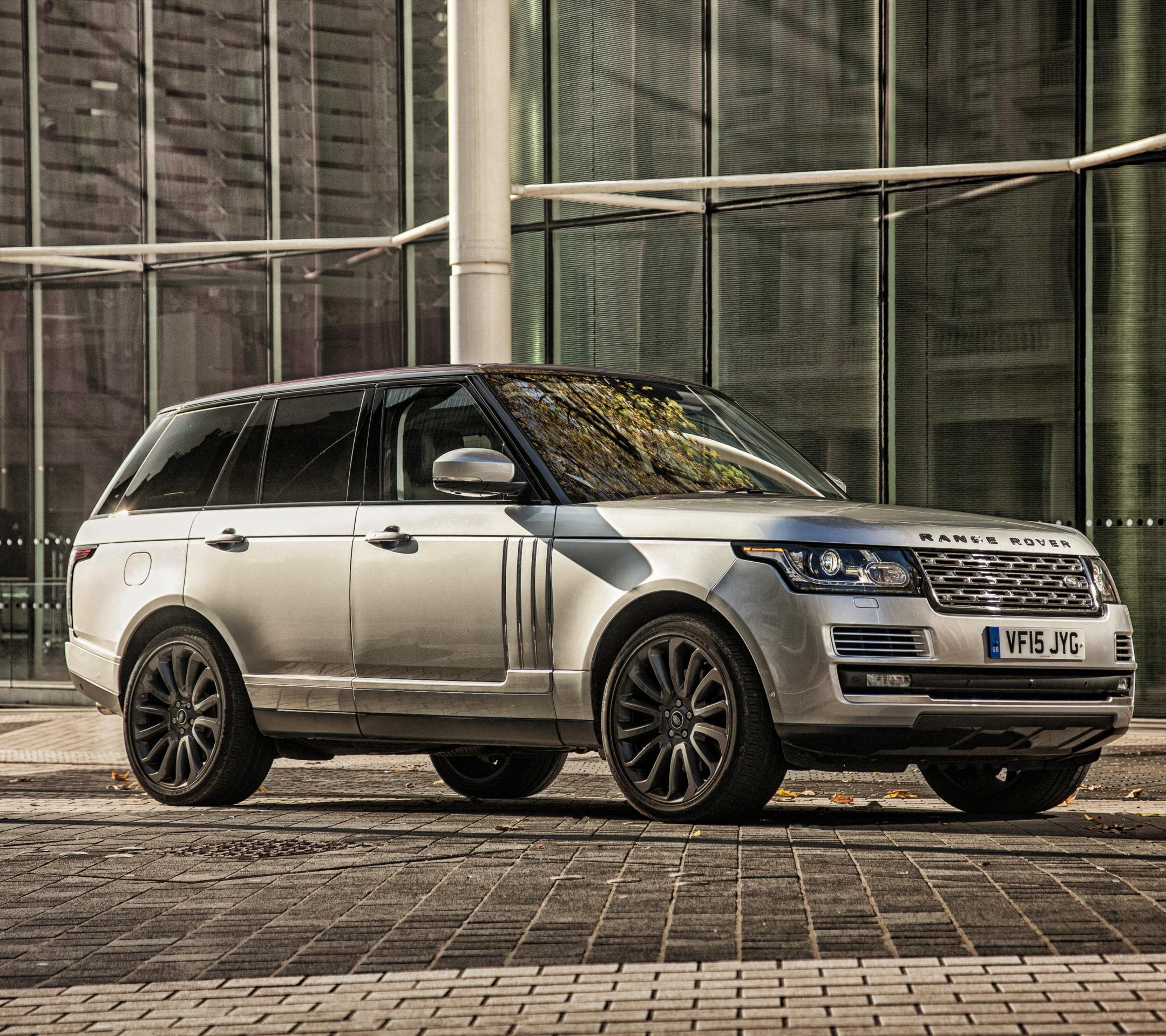 Vehicles / Range Rover (2160x1920) Mobile Wallpaper