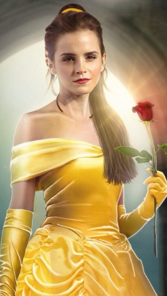 Moviebeauty And The Beast 2017 540x960 Wallpaper Id