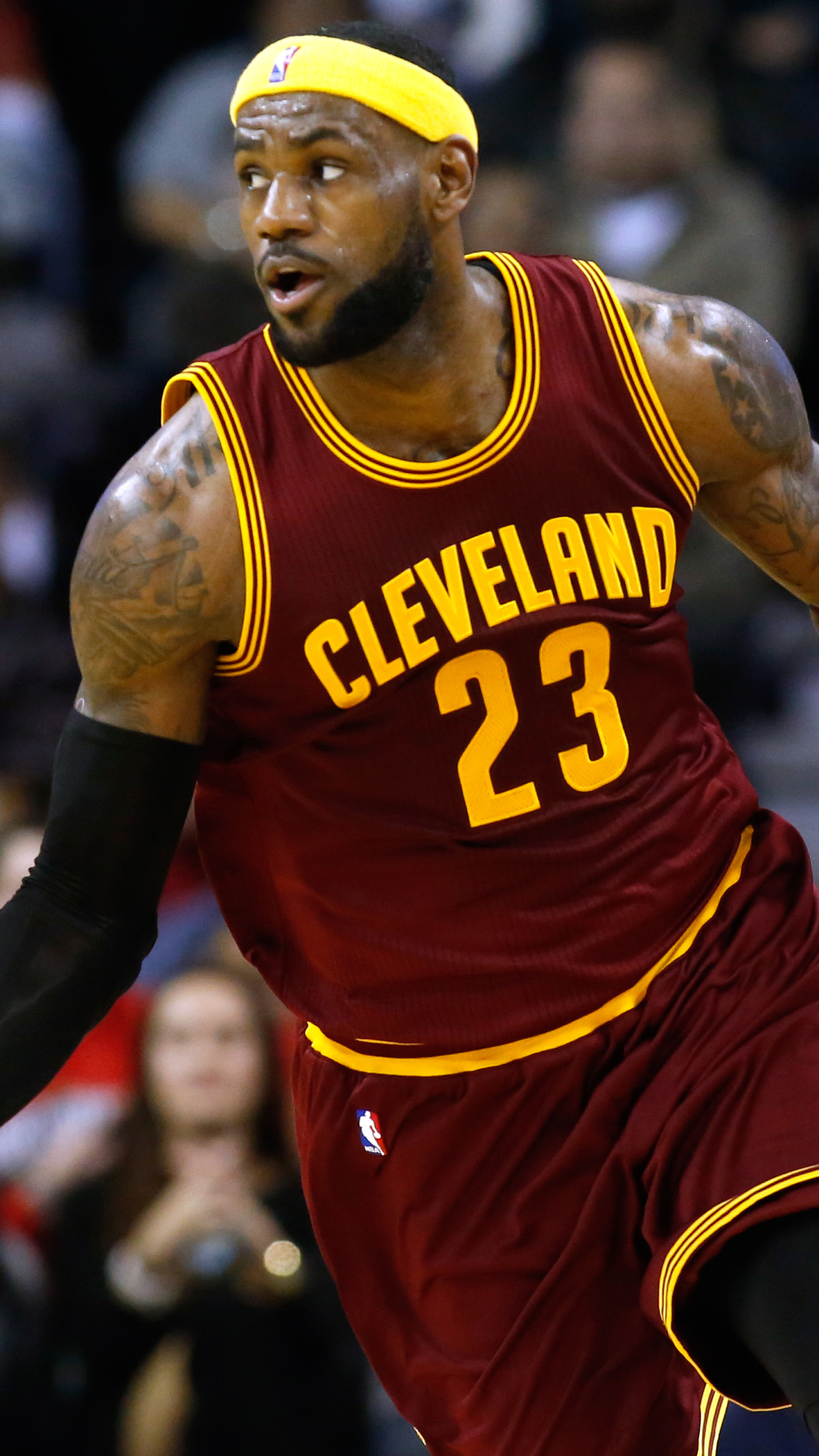1 Lebron James Apple/iPhone 7 Plus (1080x1920) Wallpapers - Mobile ...
