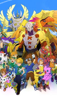 Digimon 720x1280 5 Wallpapers