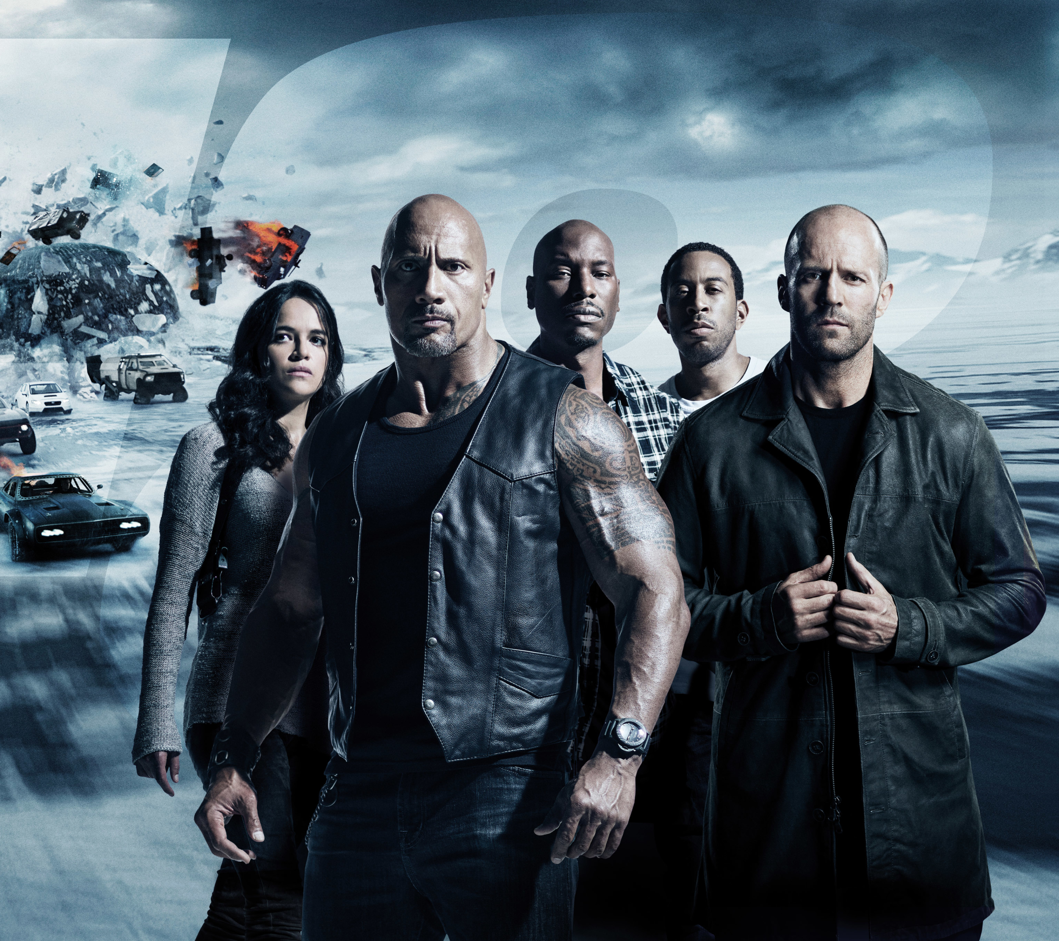 Movie The Fate Of The Furious 2160x1920 Wallpaper Id 677709