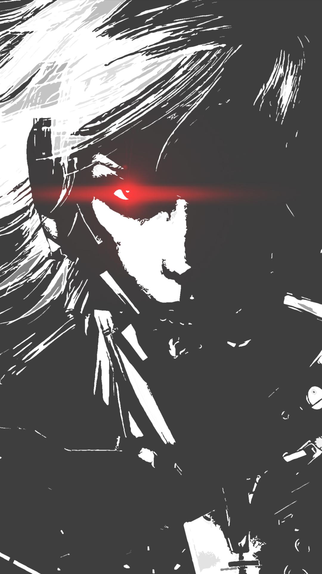 video game/metal gear rising (1080x1920) wallpaper id: 678414