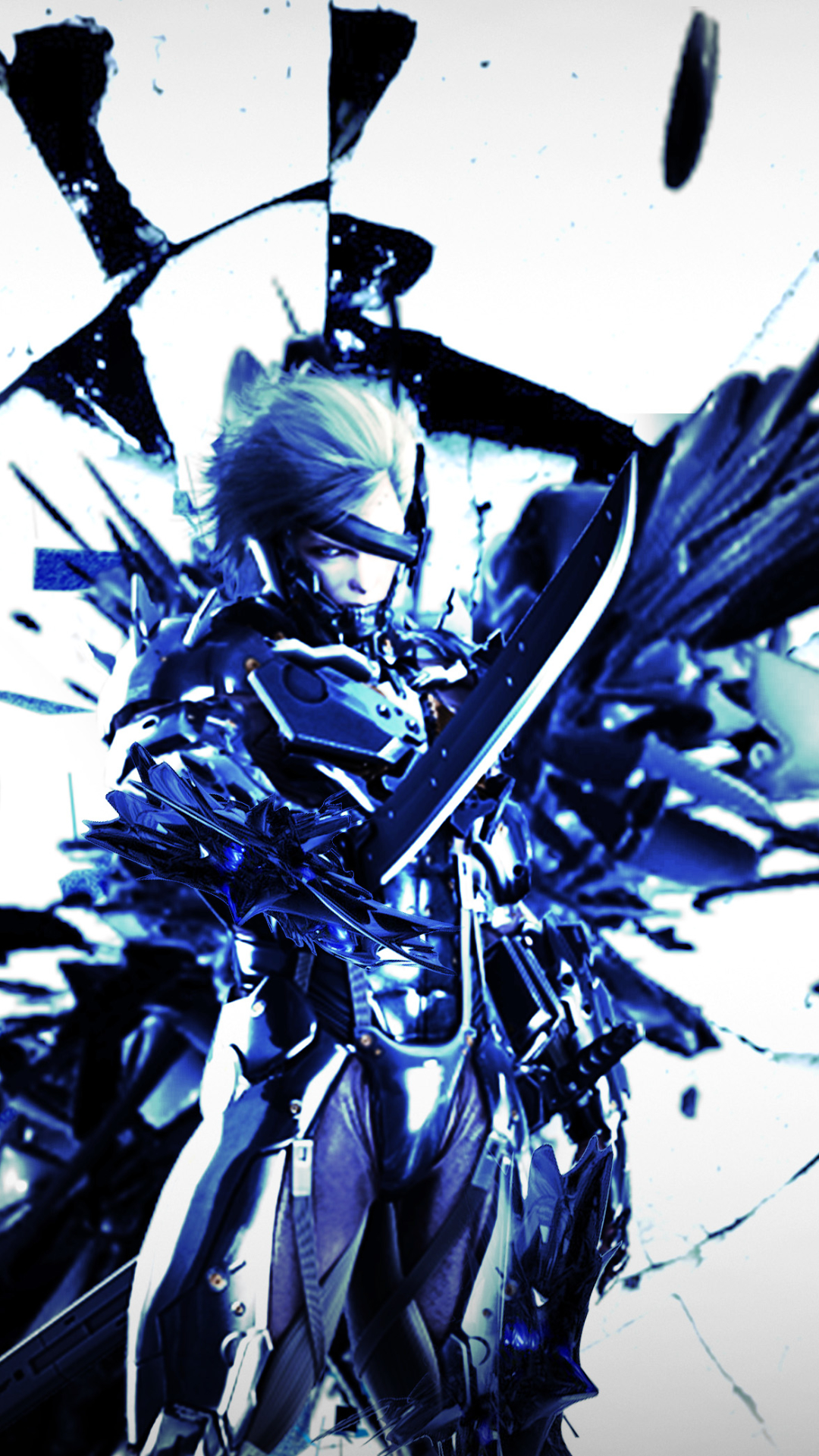 Video gamemetal gear rising 1080x1920 wallpaper id 678415 raiden video game metal gear rising 1080x1920 mobile wallpaper voltagebd Choice Image