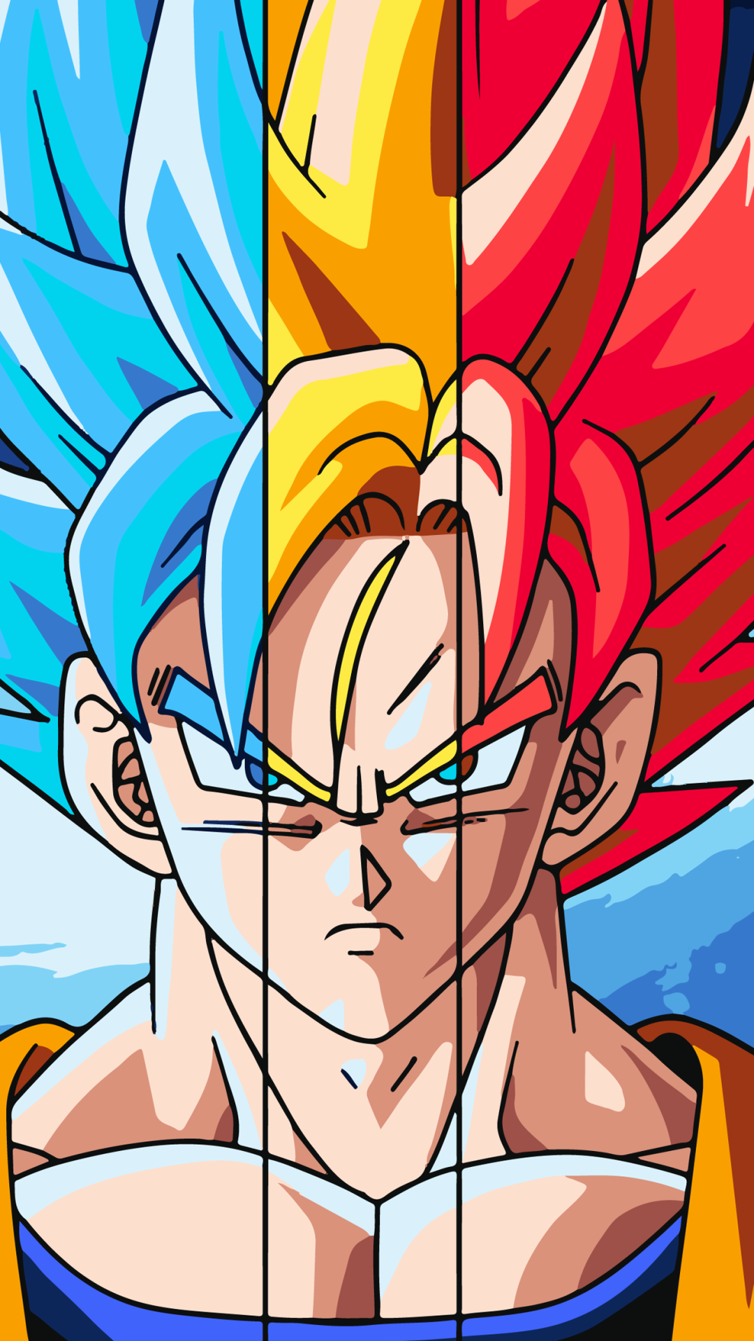 448 Dragon Ball Super Apple Iphone 7 Plus 1080x1920 Wallpapers