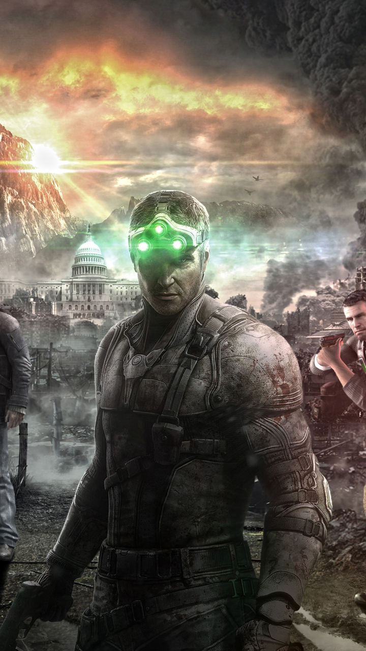 Tom Clancys Splinter Cell Blacklist HD Wallpapers Download HD Video