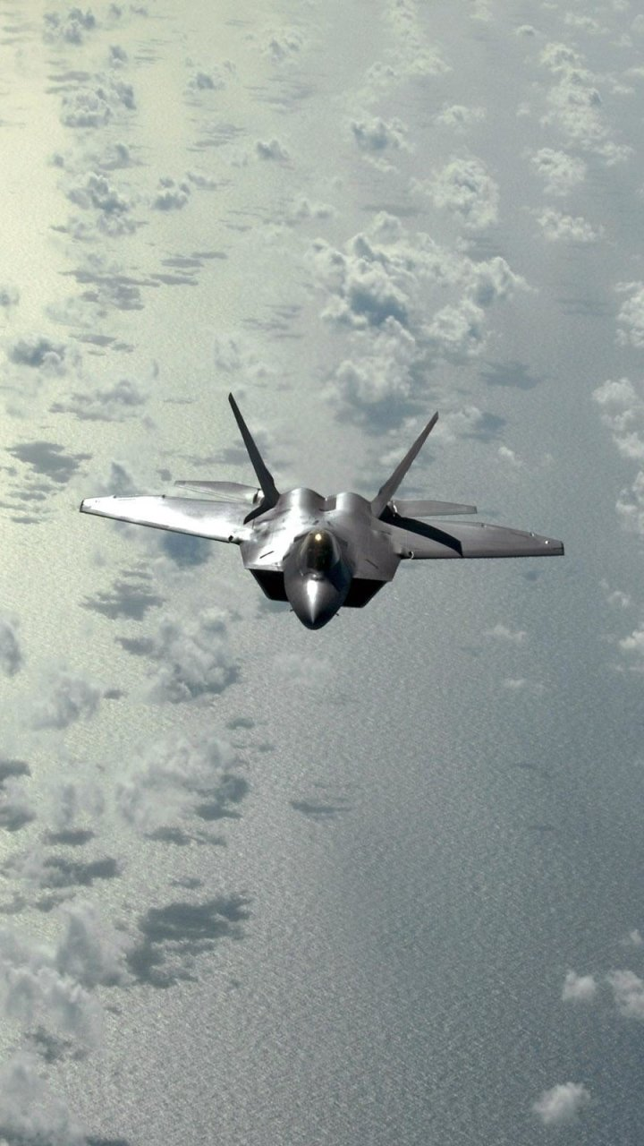 Military Lockheed Martin F 21 Raptor   Mobile Abyss