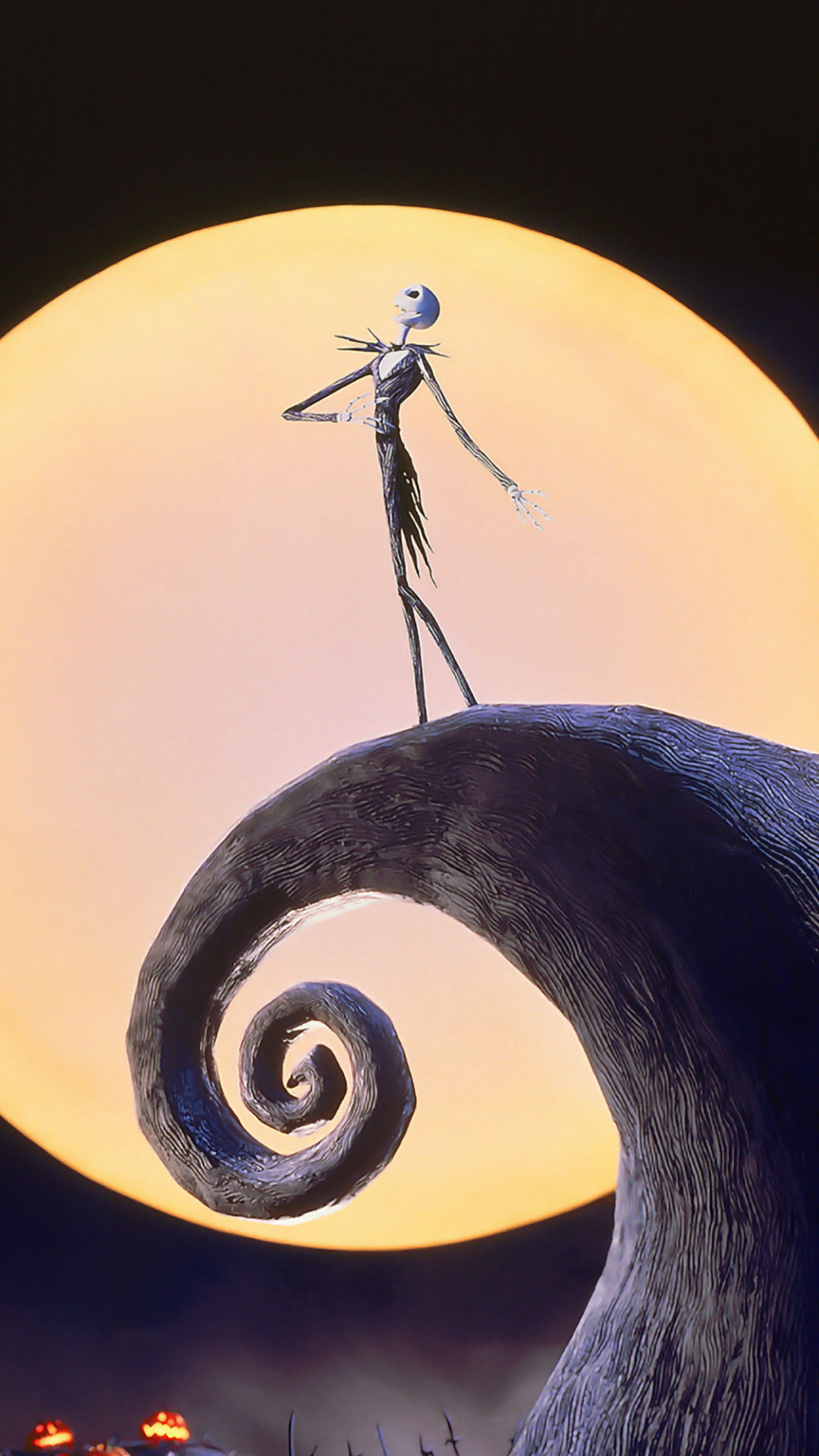 Movie / The Nightmare Before Christmas (1080x1920) Mobile Wallpaper