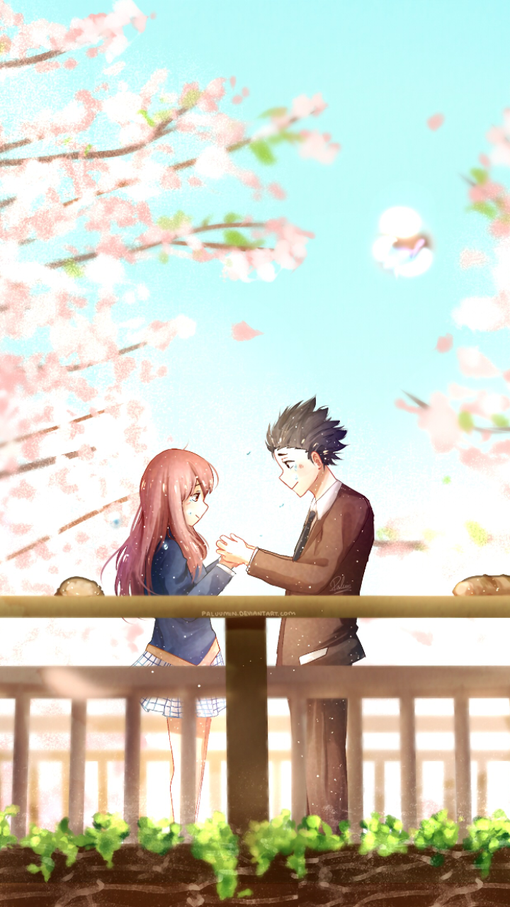 Anime Koe No Katachi 720x1280 Wallpaper Id 682490 Mobile Abyss