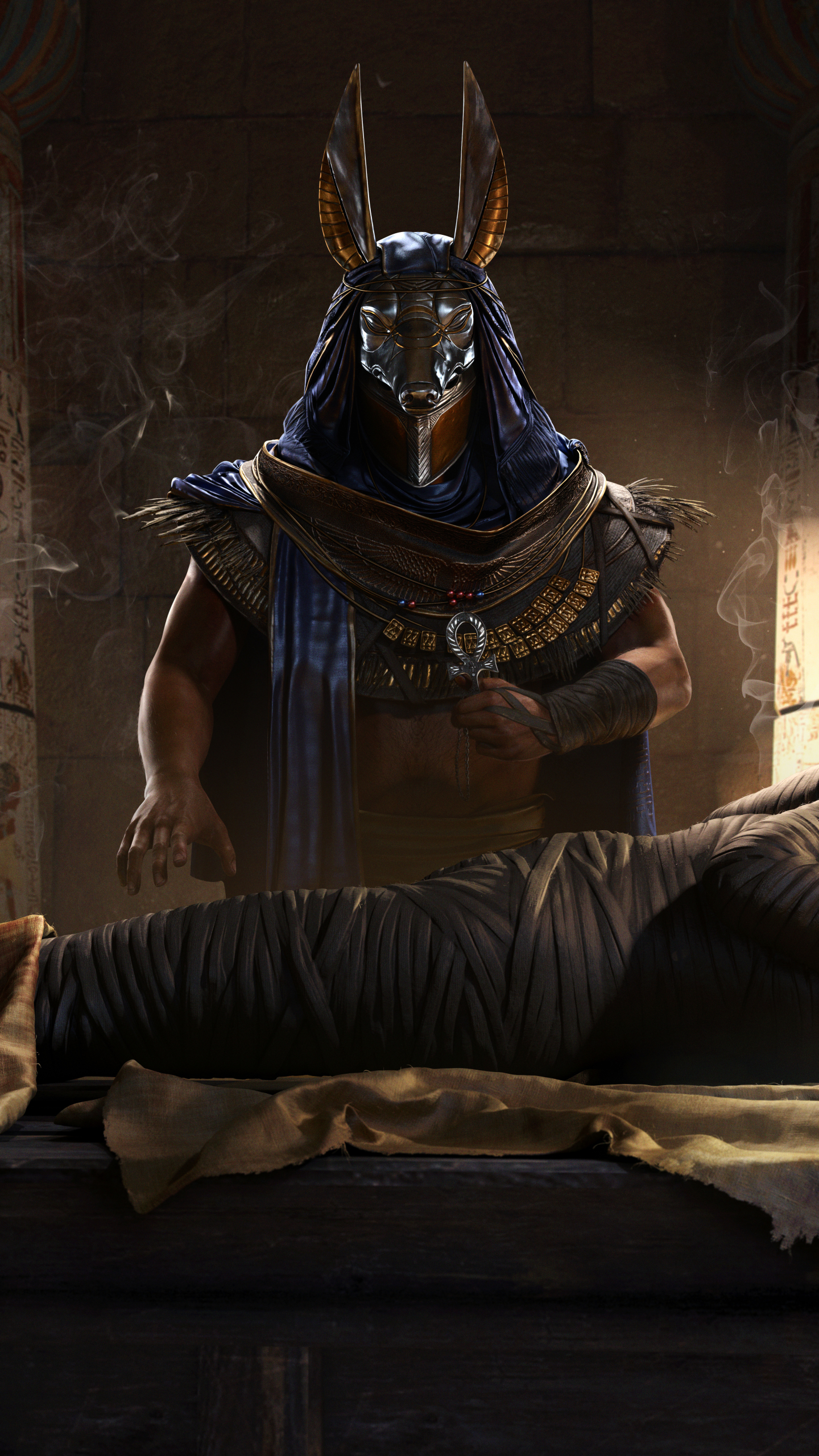 iPhone 7 - Video Game/Assassin's Creed Origins - Wallpaper ...