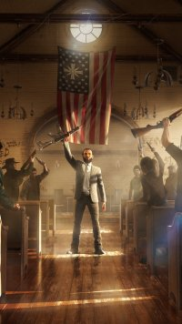 33 Far Cry 5 Apple Iphone 7 750x1334 Wallpapers Mobile Abyss