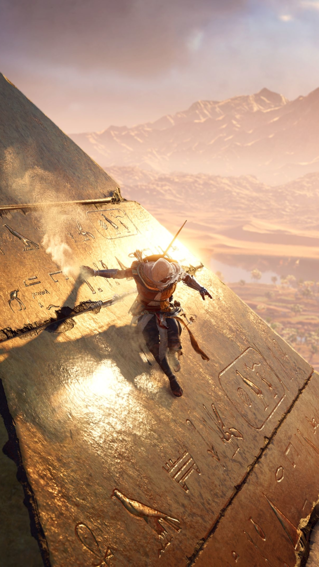Video Game Assassin S Creed Origins 1080x1920 Wallpaper Id 684049 Mobile Abyss