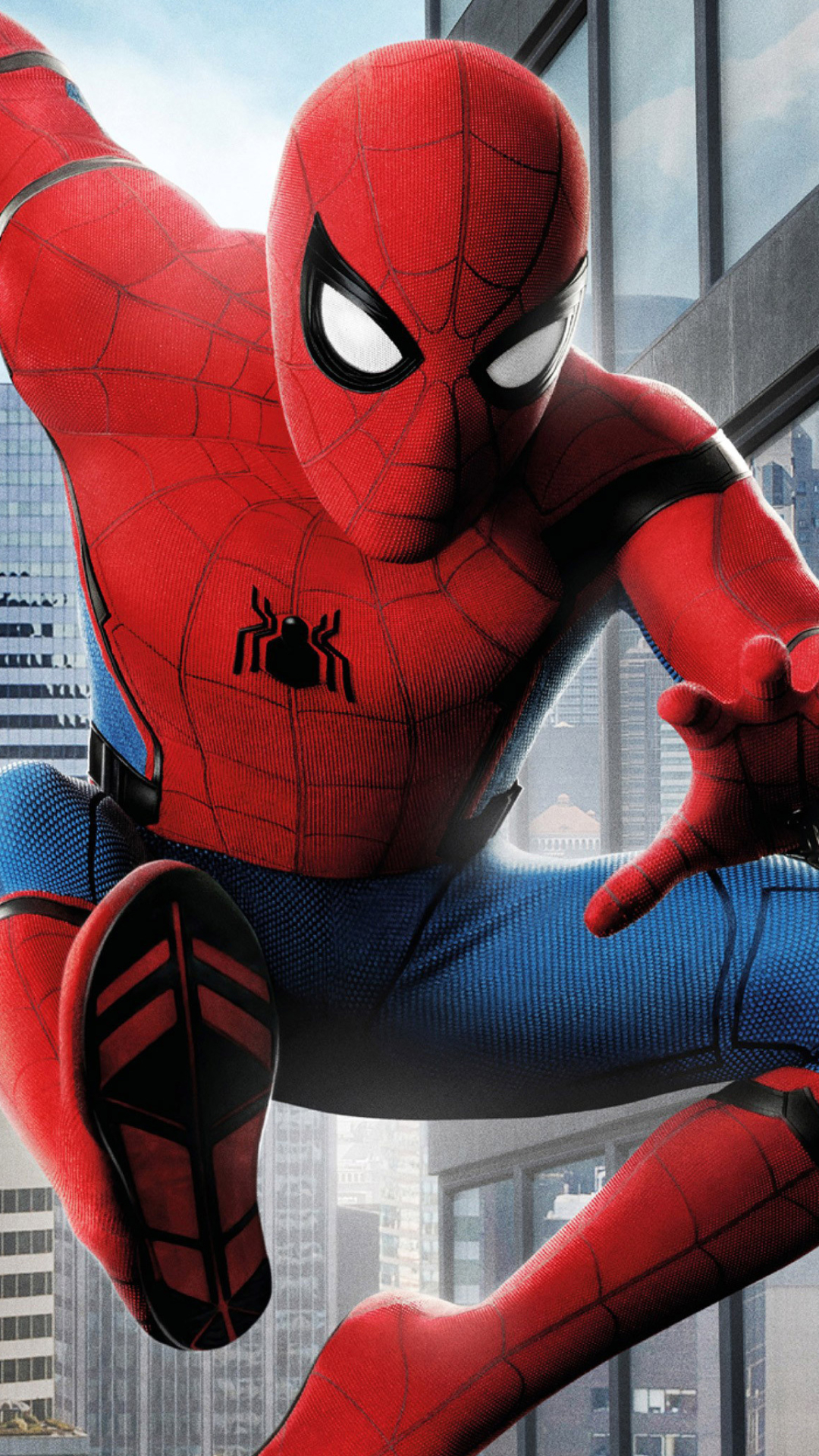 Movie / Spider-Man: Homecoming (1080x1920) Mobile Wallpaper