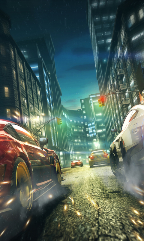 Video Game/Need For Speed: No Limits (480x800) Wallpaper ID