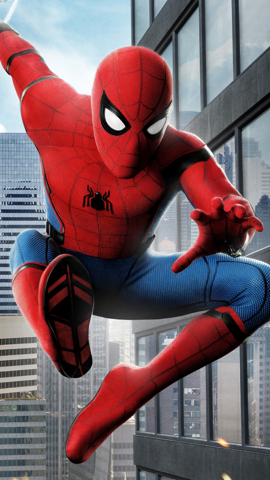 Movie Spider Man Homecoming 1080x1920 Wallpaper ID 685322