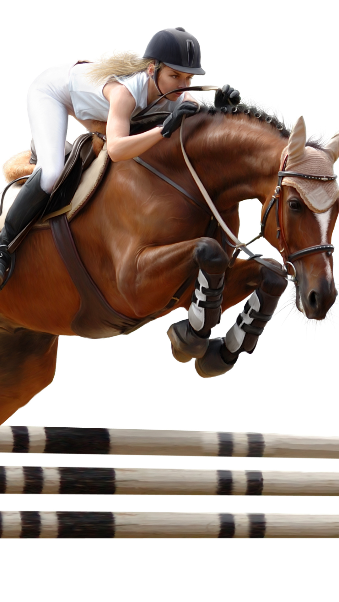 Sports Show Jumping 1080x1920 Wallpaper Id 685716 Mobile Abyss