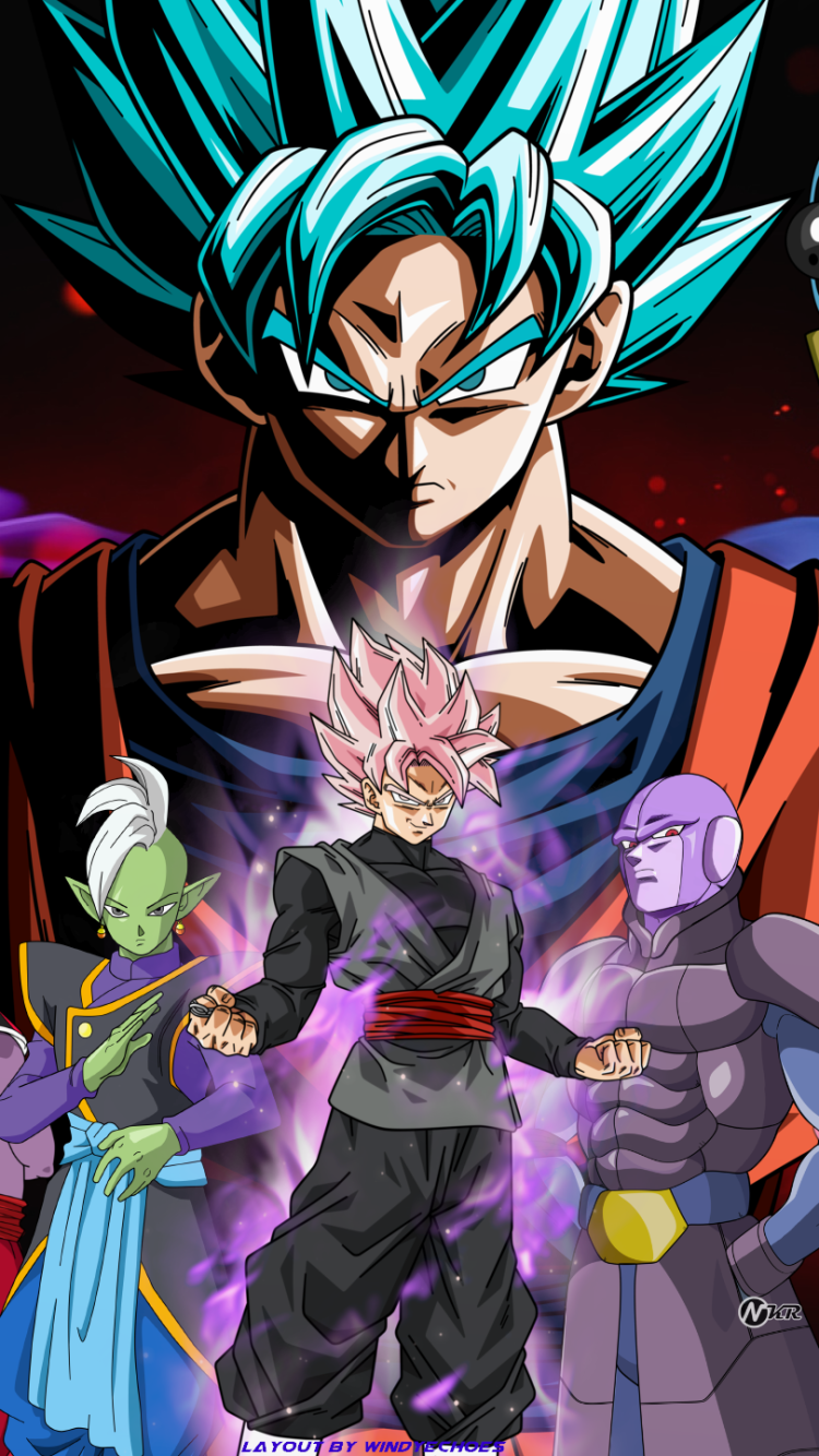 Dragon Ball Super Wallpaper Iphone  impremedia.net