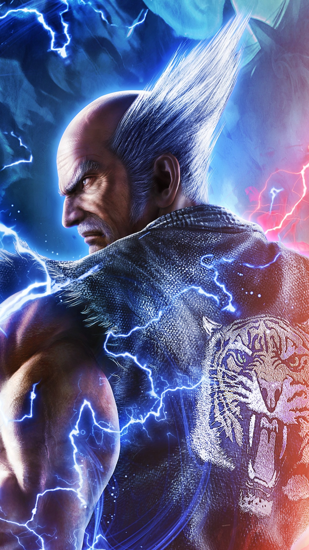 Video Game Tekken 7 1080x1920 Wallpaper Id 686660 Mobile Abyss