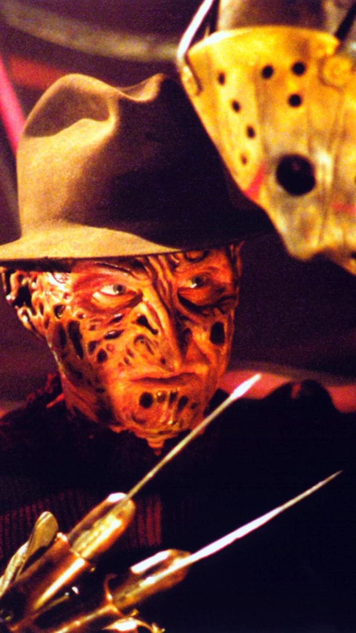 Movie Freddy Vs Jason 720x1280 Mobile Wallpaper