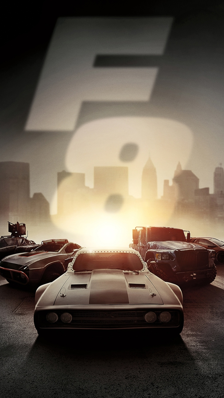 Movie The Fate Of The Furious 750x1334 Wallpaper Id 687525