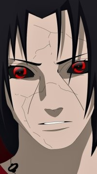 49 Itachi Uchiha Apple Iphone 6 750x1334 Wallpapers Mobile Abyss