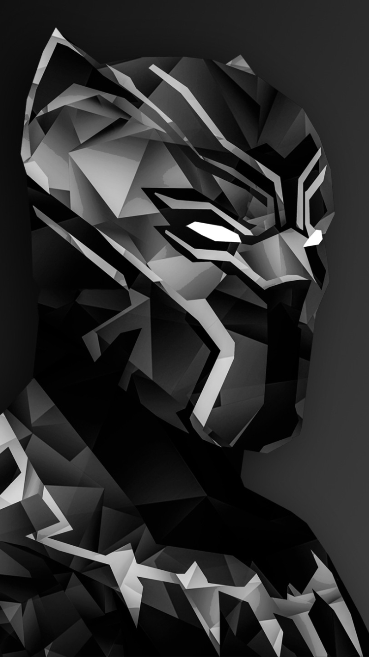 Movie Black Panther 750x1334 Wallpaper Id 688076 Mobile Abyss
