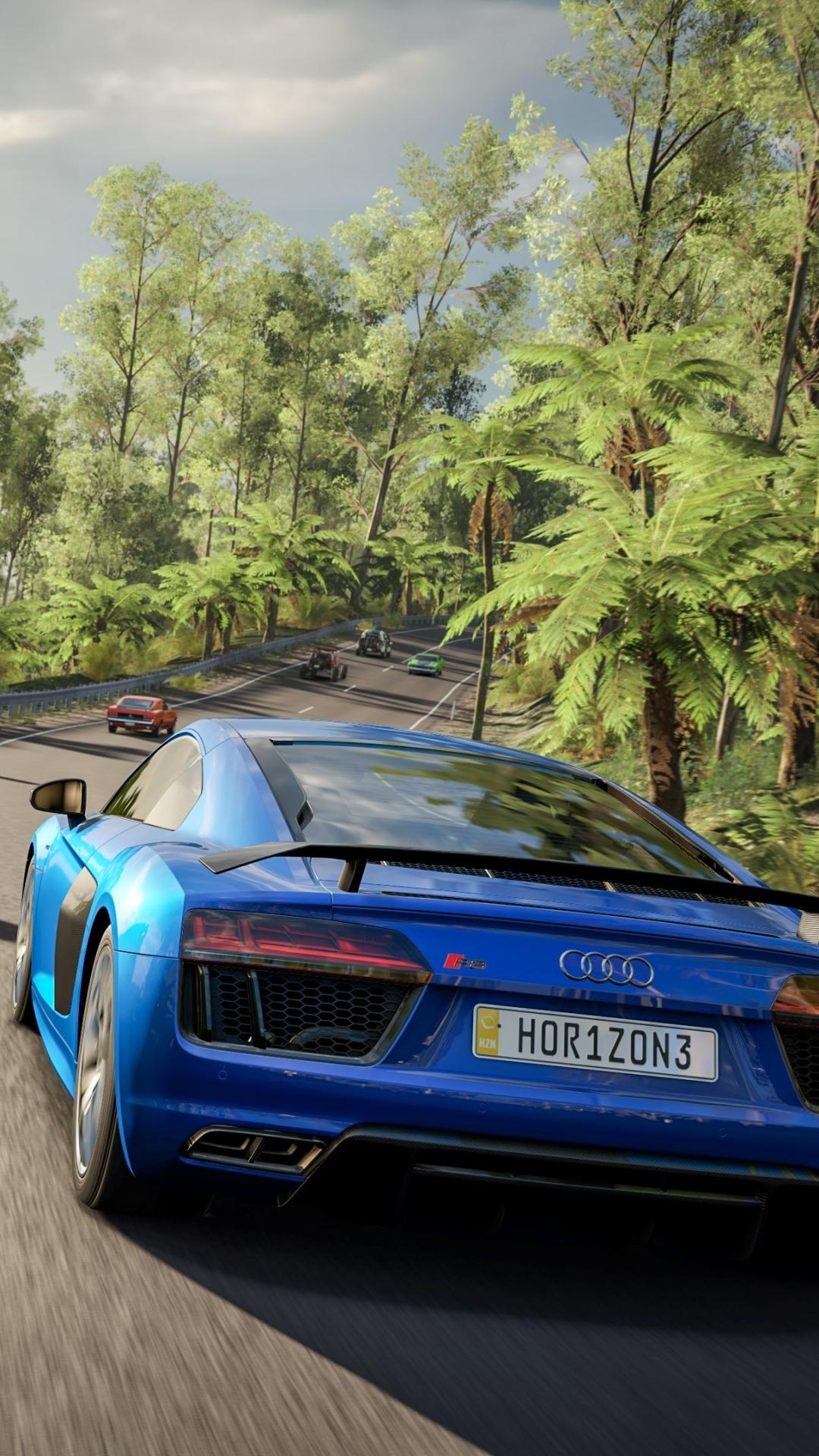 Video Game Forza Horizon 3 1080x1920 Wallpaper ID 688167