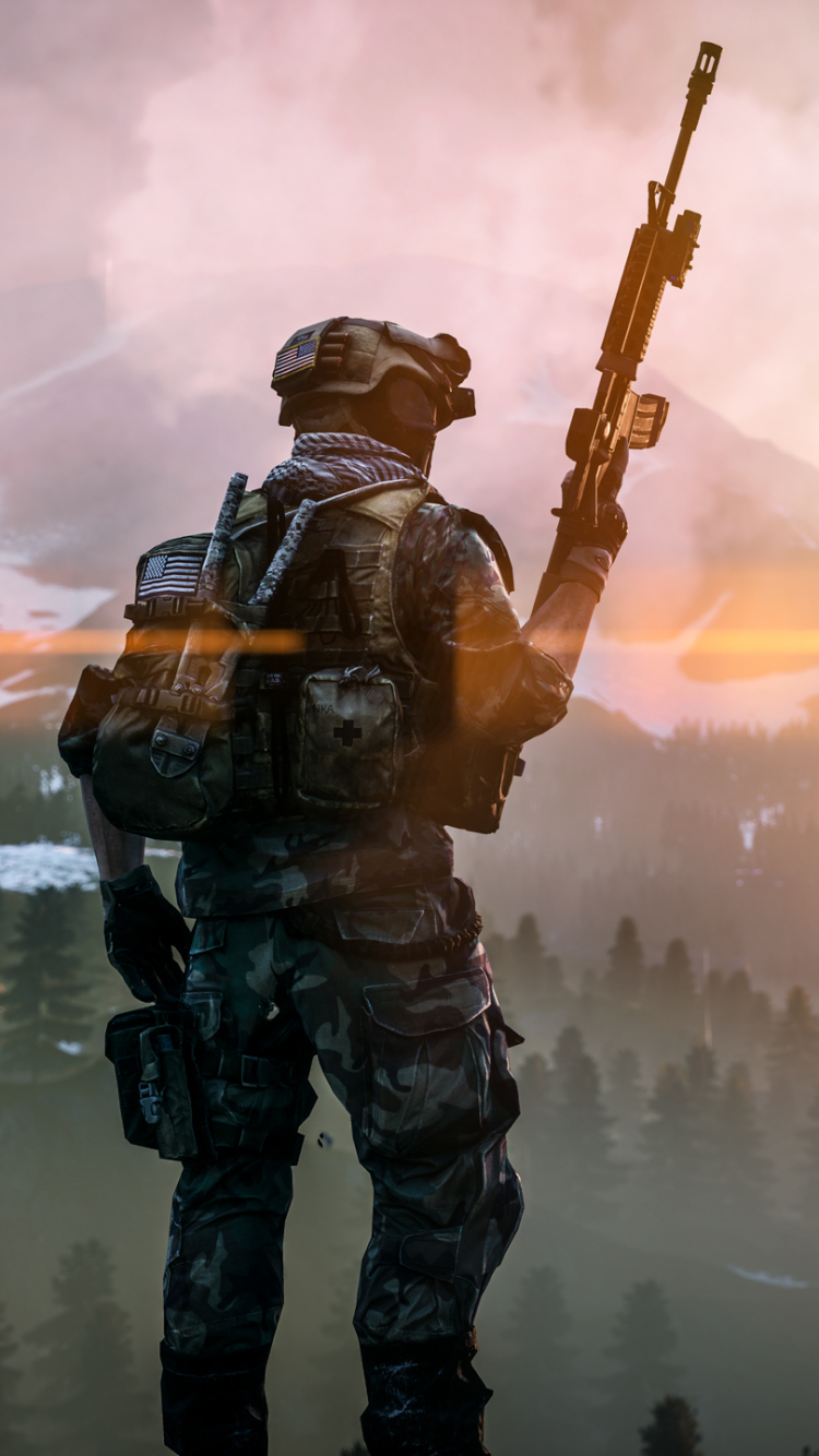 Video Game Battlefield 4 750x1334 Wallpaper Id 688312 Mobile Abyss