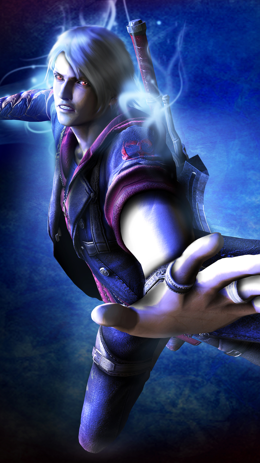 video game/devil may cry 4 (1080x1920) wallpaper id: 688406 - mobile