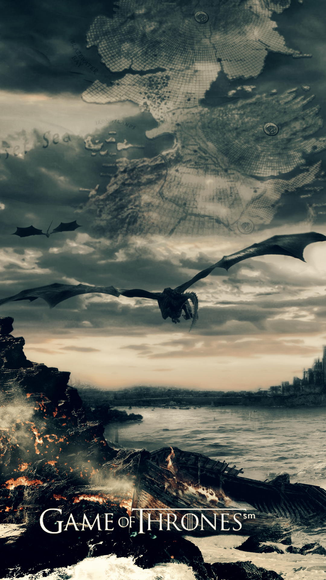 Tv Show Game Of Thrones 1080x1920 Wallpaper Id 690525