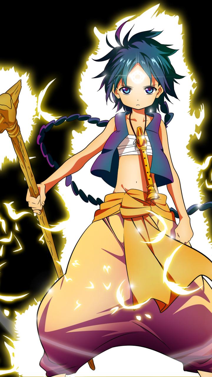Anime Magi The Labyrinth Of Magic 720x1280 Wallpaper Id 691078