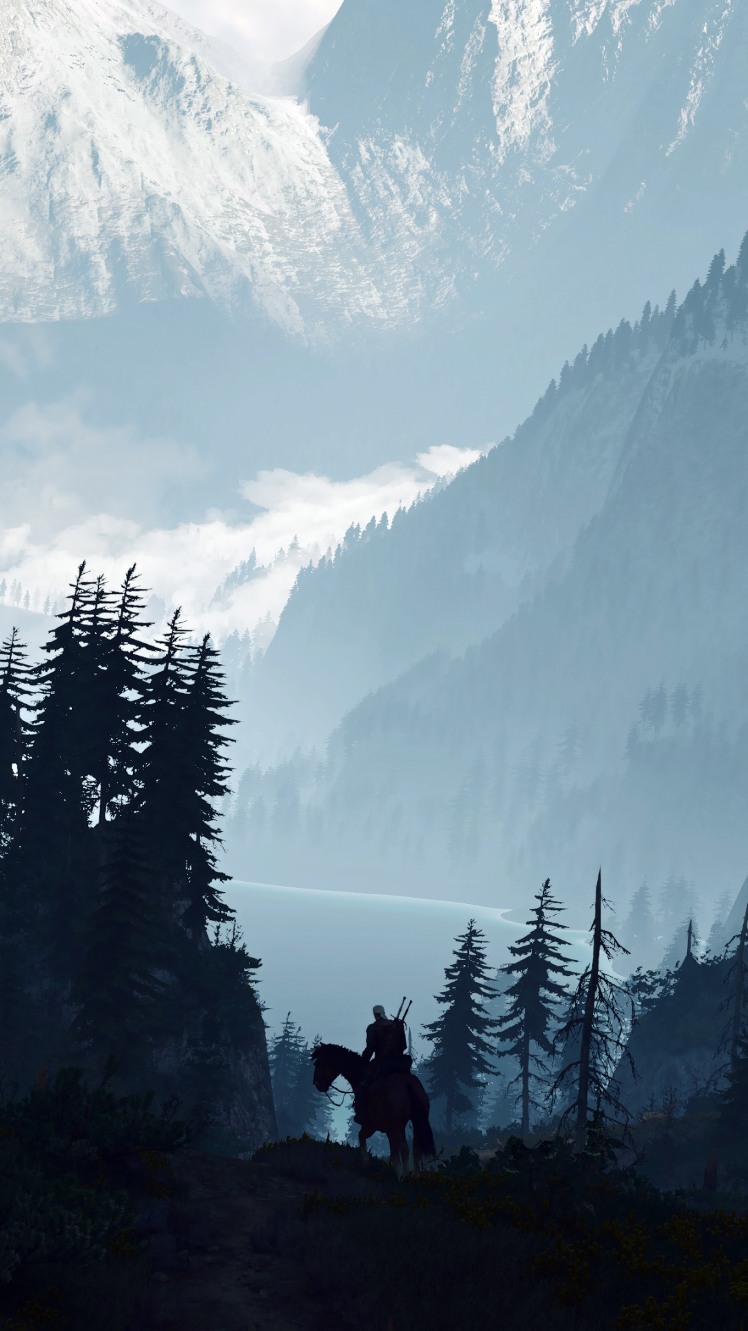 Video Game The Witcher 3 Wild Hunt 1080x1920 Wallpaper Id